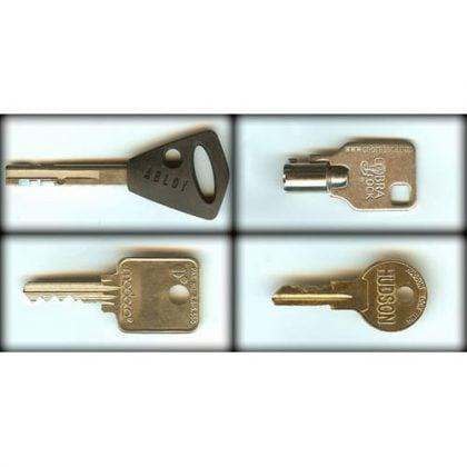 Mailbox Keys