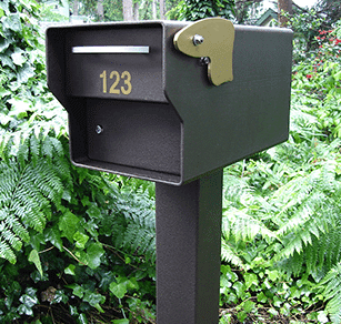 Fortress Mailbox