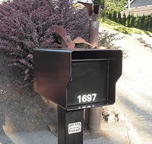 Large Standard Mailbox