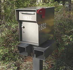 Vacationer Mailbox